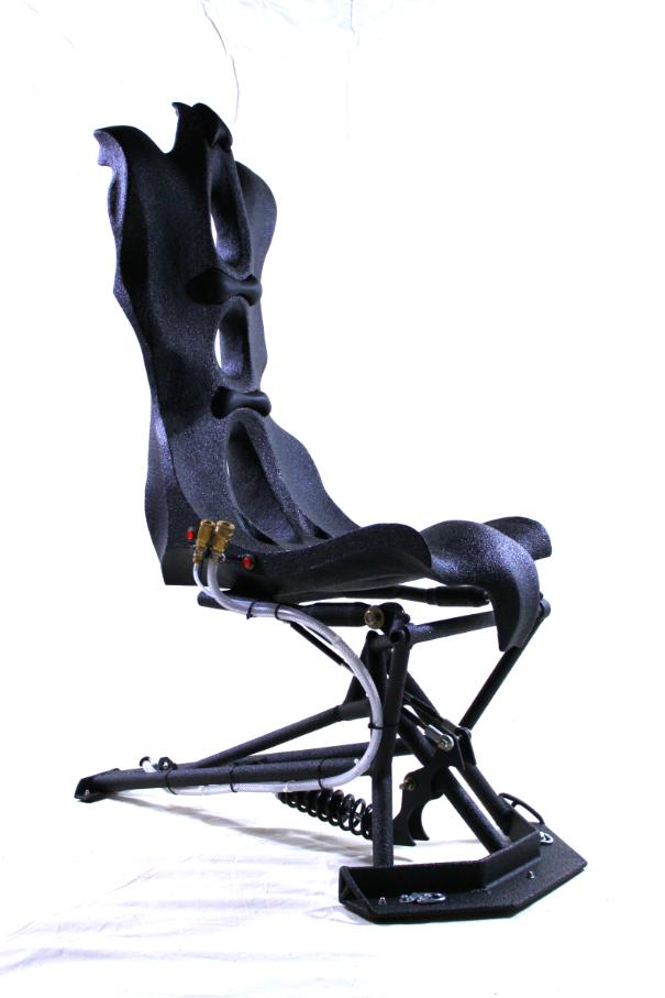 Veraseri Designs   Luxury High Performance Sport Stig Chair furniture 2  transport high tech furniture design index design chair