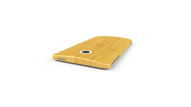 flatback 640x360 AD Creative   ADZero Bamboo Smartphone high tech environmental communication  wood smartphone iphone high tech Environnement design index concept communication android adzero adcreative