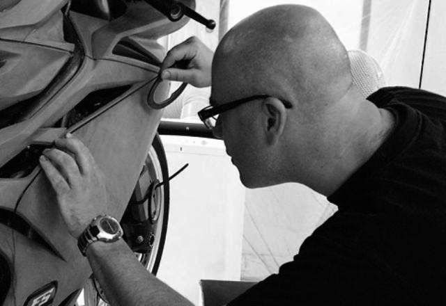 Adrian Morton Senior Designer MV Agusta – interview