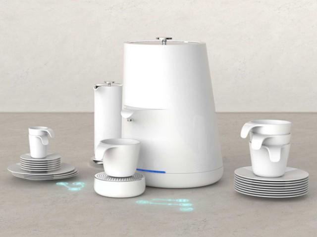 StudioMem – Laser CoffeePot