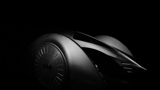 Gordon Murray   MacLaren BatMobile video transport high tech  transport supercar prototype motorsport maclaren gordon murray design index design batman
