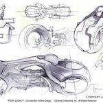Darren Gilford – Tron Legacy Light Motorbike