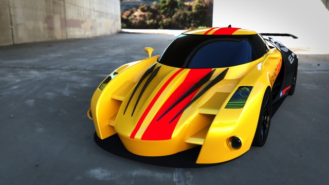 Luis Cordoba   Stura R transport high tech  transport supercar stura r prototype motorsport luis cordoba grabcad design index design concept car concept