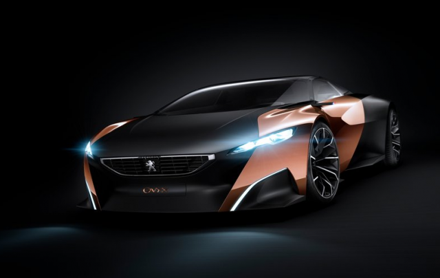 peugeot onyx 2 640x404 Peugeot Onyx Concept [VIDEO] video transport  transport supercar peugeot onyx high tech design index design concept car concept