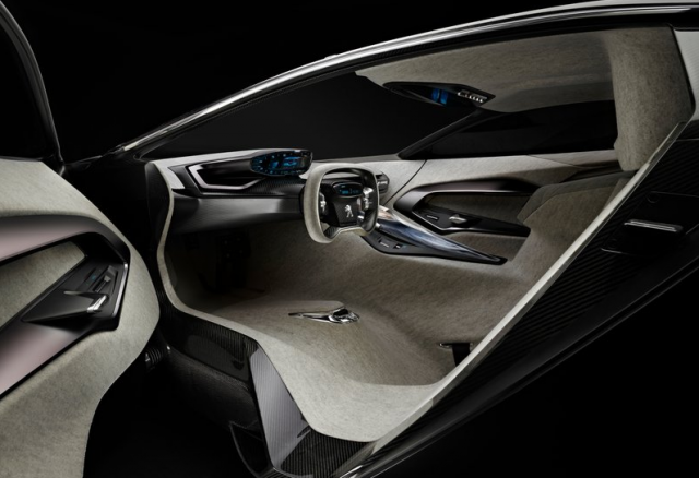 peugeot onyx 3 640x438 Peugeot Onyx Concept [VIDEO] video transport  transport supercar peugeot onyx high tech design index design concept car concept