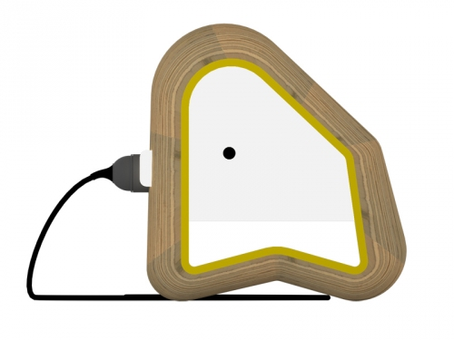 Bertrand Vignau Lous   Ododo Lamp furniture 2 light designindex  Ododo Lamp light ledito furniture Environnement design index design concept Bertrand Vignau Lous