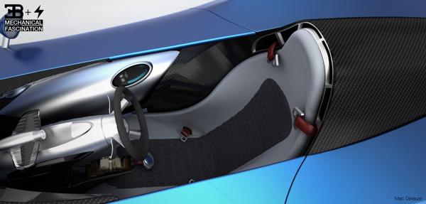 Marc Devauze – Bugatti TypeZero transport design student designindex  TypeZero transport Marc Devauze isd valenciennes french designer design student design index design concept car concept bugatti