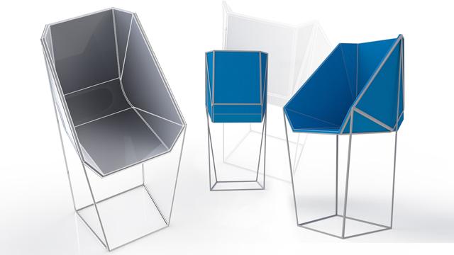 antoine pasdeloup cocon chaise ou fauteuil design index. Black Bedroom Furniture Sets. Home Design Ideas