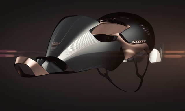Composition 4 00000 Le projet Scott ! sport  vélo transport sport scott Rousseau Tony Pruvost Anthony protection Matthieu Prevoteau Helmet Helena wanstein gel french designer Francoz Pierre design index design concept casque bike Bacaud Pierre