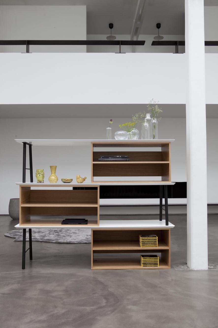 modulable storage par a a cooren design index. Black Bedroom Furniture Sets. Home Design Ideas