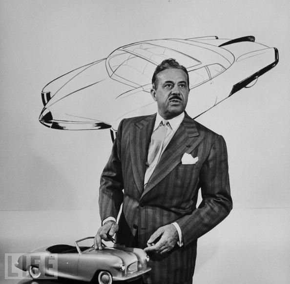 raymond loewy 2018-8-7 raymond fernand loewy, född 5 november 1893 i paris, död 14 juli 1986 i monaco, var en av 1900-talets mest kända industridesigner loewy var född i.