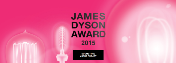 James Dyson Awards : Rappel !